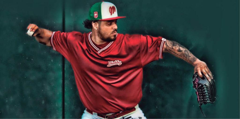 Con el sueño intacto de regresar a Grandes Ligas, Roberto Osuna se une a los Diablos Rojos del México