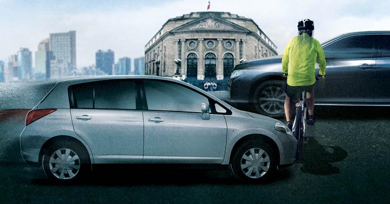 Las autoridades capitalinas optaron por aumentar las sanciones para enfrentar el problema de la seguridad vial