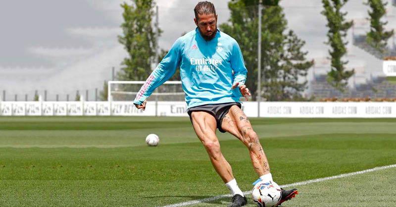 Sergio Ramos no fue incluido en la lista de jugadores convocados por España para la Eurocopa