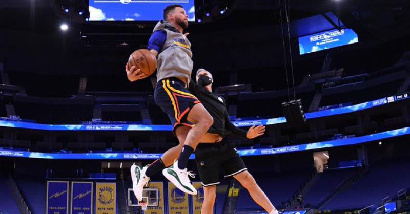 El gerente general de los Golden State Warriors, Bob Myers, no duda que firmarán una extensión de contrato con Stephen Curry