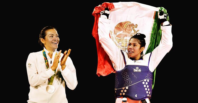México cuenta con dos extraordinarias representantes de taekwondo