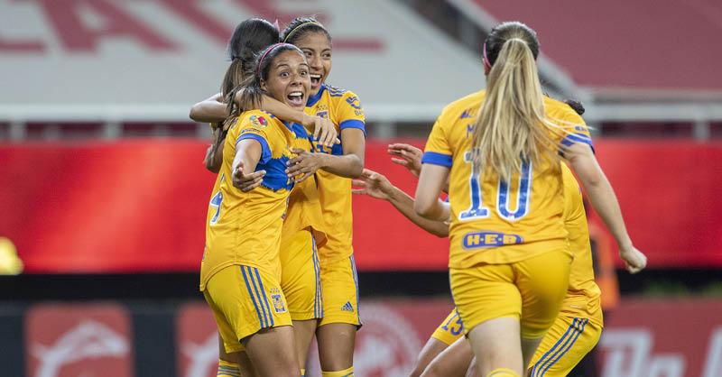 Tigres está a 90 minutos de cambiar la historia del futbol mexicano femenil
