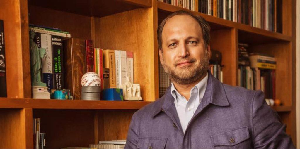 Horacio Tijerina, de Movimiento Ciudadano, resultó ser cercano colaborador de Humberto Medina Ainslie
