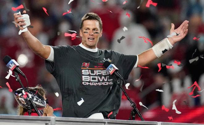 Tom Brady emprenderá su intento por un octavo título del Super Bowl