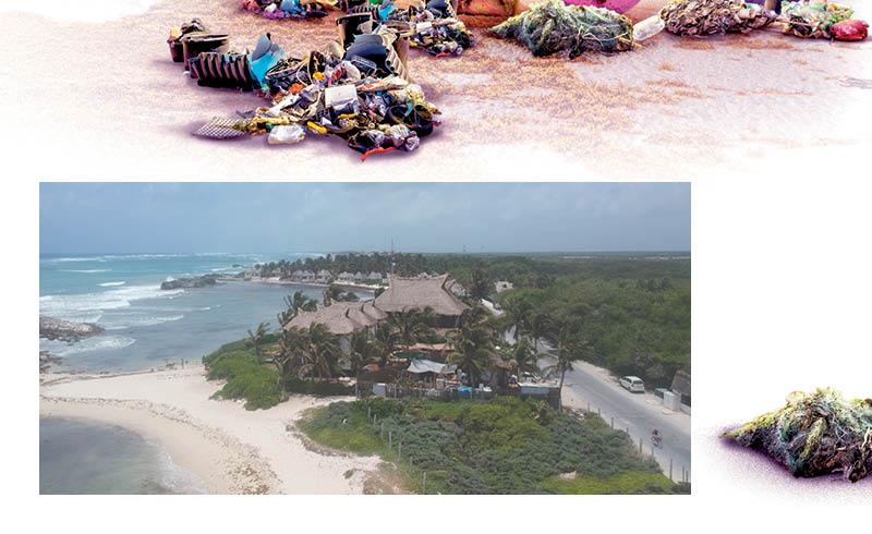 La urbanización y desarrollo de la zona costera de Quintana Roo comenzó en Cancún, después en Playa del Carmen y hace 15 años le siguió Tulum