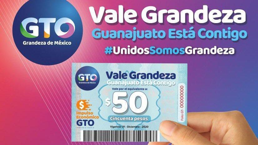 'No incumplimos la ley' defienden Vale Grandeza, programa social de Guanajuato