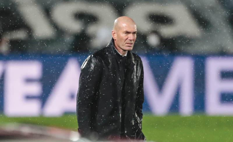 Zidane asegura que todo el crédito del renacer de su equipo es de los jugadores