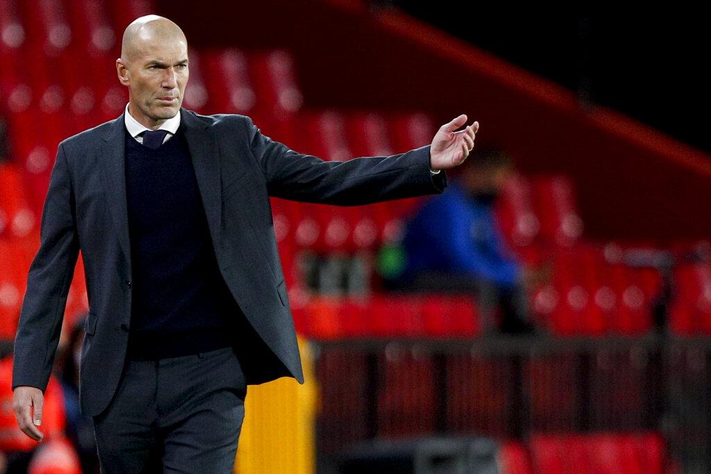 Zidane se va del Real Madrid una vez más… esta vez tras un año sin títulos