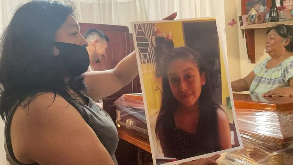 Itzel Dayana hacía su tarea cuando entraron a su casa para violarla y asesinarla en Veracruz