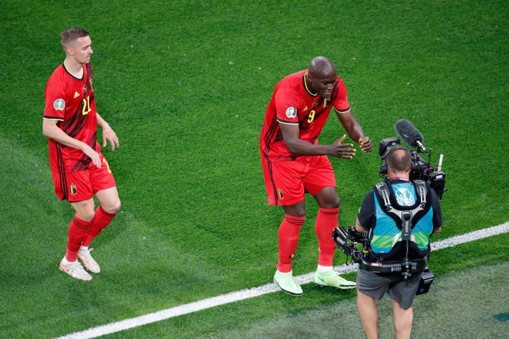 Lukaku comanda victoria de Bélgica y dedica gol a Eriksen