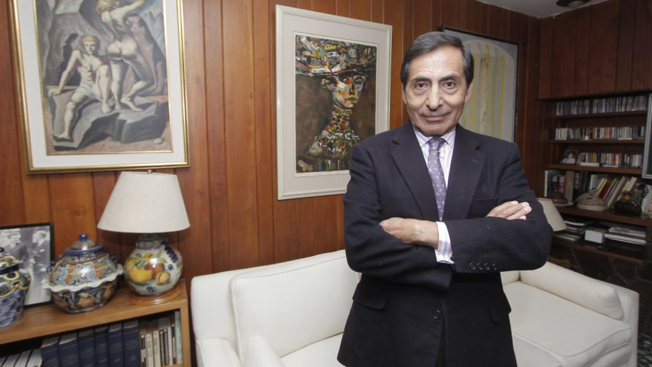 Él es Rogelio Ramírez de la O, próximo titular de la Secretaría de Hacienda de AMLO