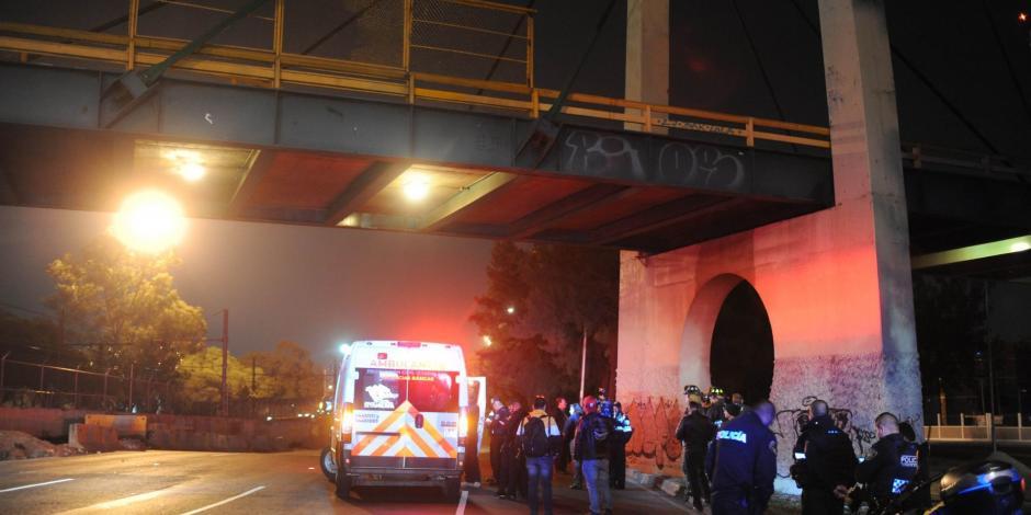 Cuelgan a 3 en puente de Zacatecas; los responsables serían miembros del Cártel de Sinaloa