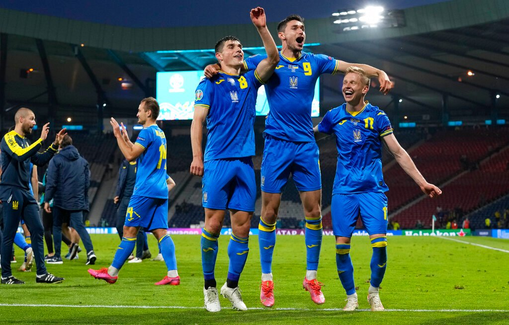 Listos, los Cuartos de Final de la Eurocopa; Ucrania, la última sorpresa