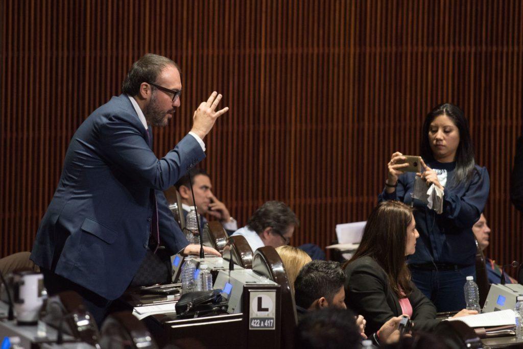 Diputados alistan desafuero de Mauricio Toledo, legislador del PT y exdelegado de Coyoacán