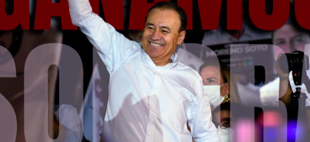 """""""En Sonora ganó el pueblo, las tendencias nos favorecen"""": Durazo"""