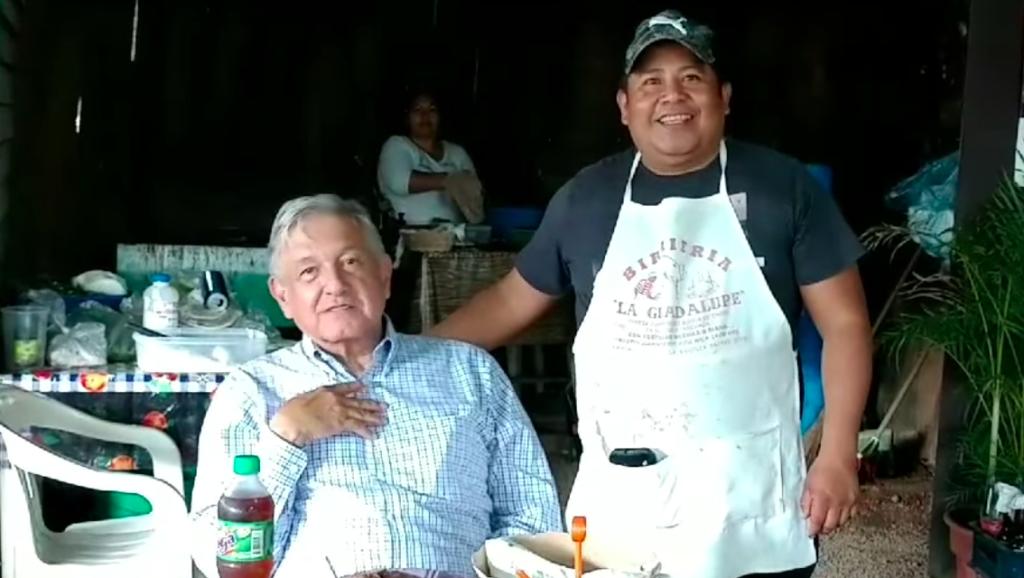 """Acribillan a dueño de birriería donde AMLO comió en 2019: """"La Guadalupe"""" en Michoacán"""