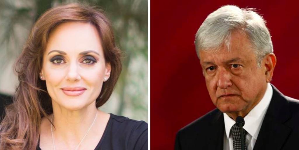 """""""Esta va en serio"""": Lilly Téllez presenta iniciativa para llevar a AMLO a juicio político"""