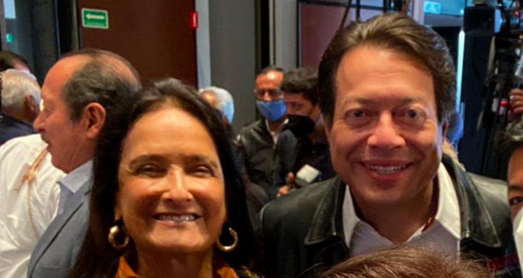 Empresaria Patricia Armendáriz celebra su primer evento como diputada plurinominal de Morena