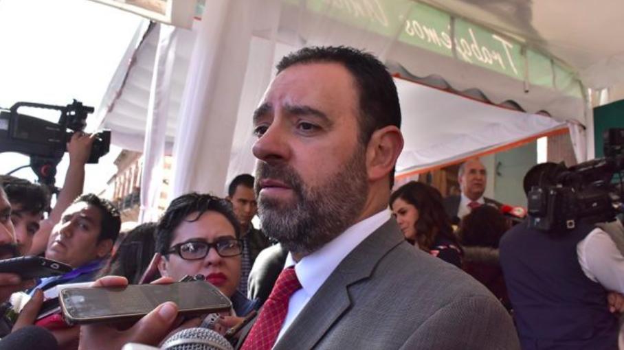 Alejandro Tello garantiza transición ordenada en Zacatecas