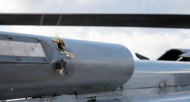 Así fue el momento del ataque al helicóptero del presidente colombiano Iván Duque (VIDEO)