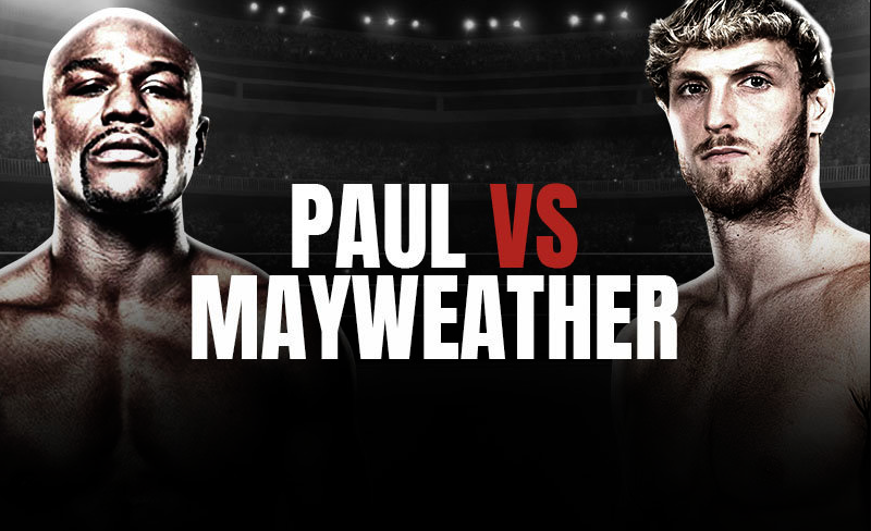 ¿Por qué la pelea entre Floyd Mayweather Jr. y Logan Paul está dando de qué hablar?