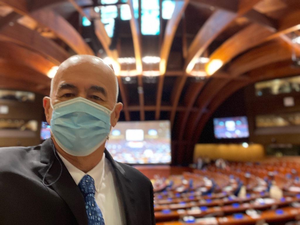 "PAN denuncia ante Consejo de Europa ""estrategia fallida"" de AMLO contra COVID-19"