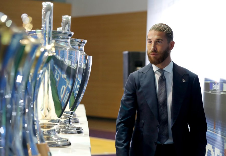 Sergio Ramos despedida Real Madrid