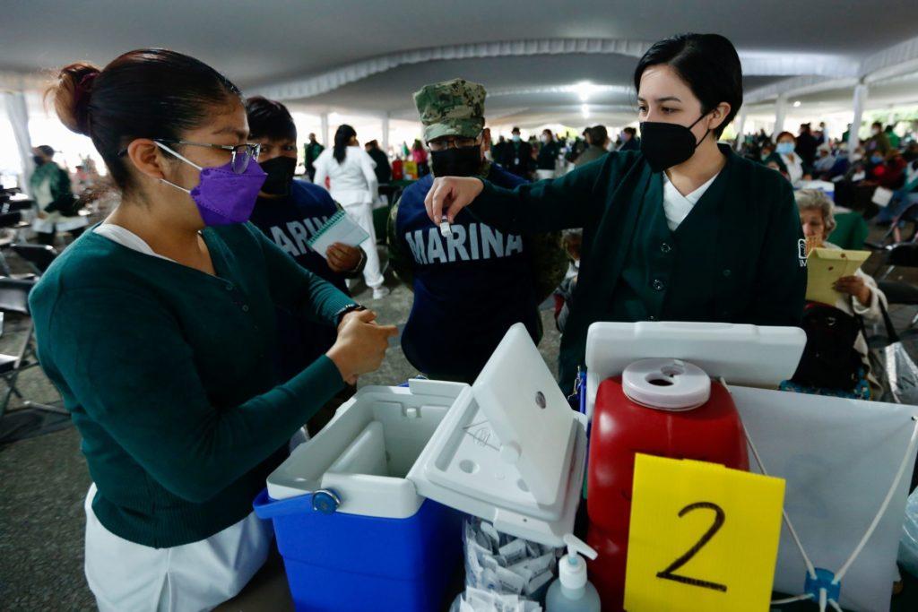 Todo sobre vacunación de 40 a 49 años en Álvaro Obregón, Tlalpan, Tláhuac y Miguel Hidalgo