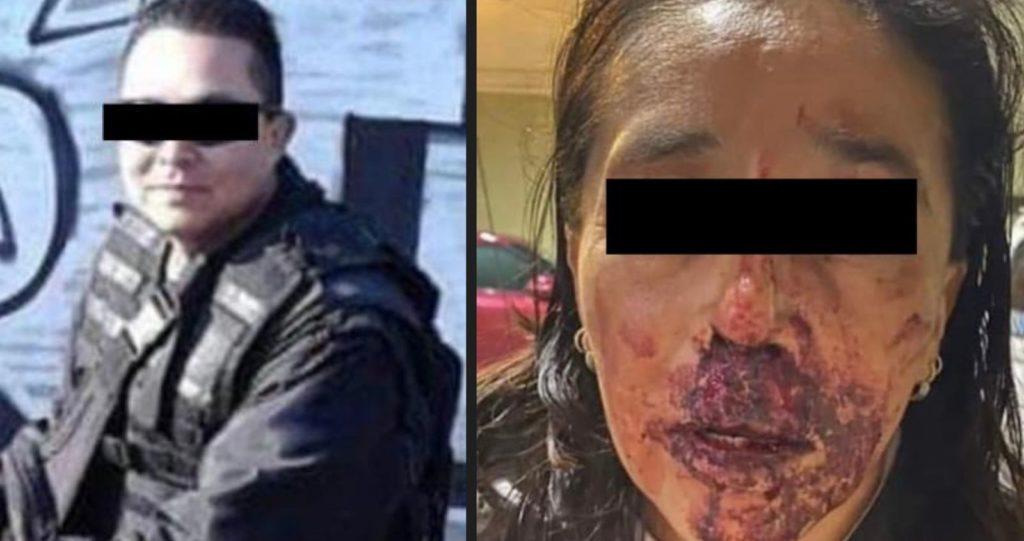 Edomex investiga a policías que liberaron a uno de sus compañeros tras golpear a una mujer