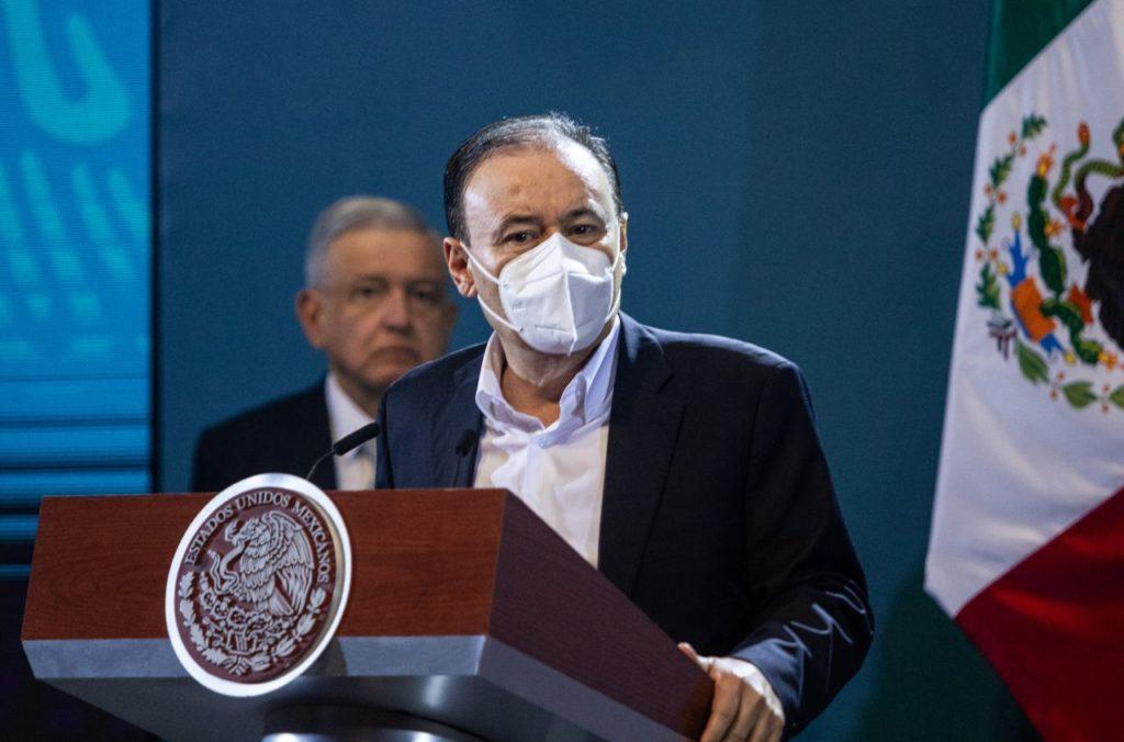 AMLO recibirá a Alfonso Durazo, gobernador electo de Sonora, en Palacio Nacional