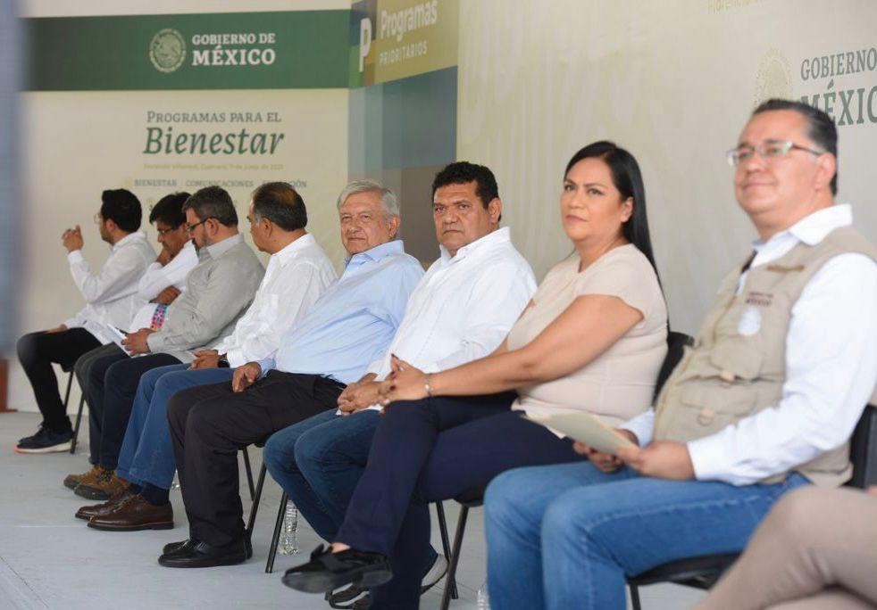 """AMLO celebra que elecciones en Guerrero fueron pacíficas y con """"comportamiento ejemplar"""""""