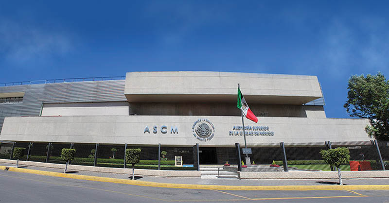 La fiscalización de la ASCM de los recursos se vio afectada por la pandemia