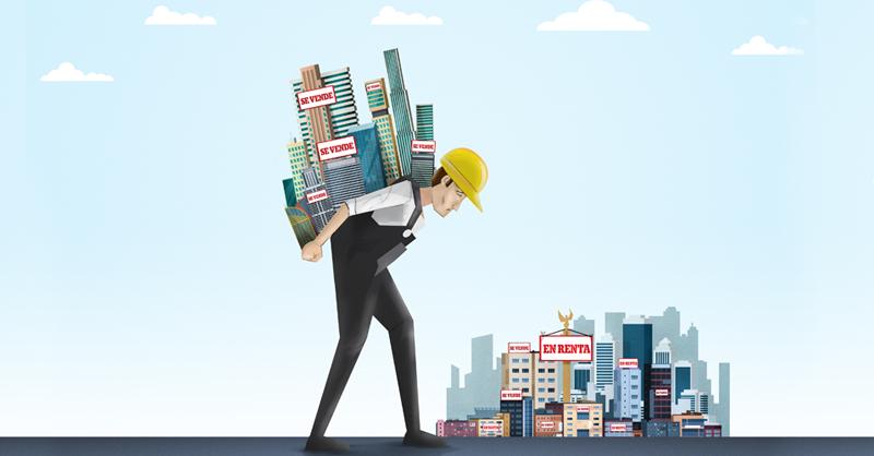 El mercado inmobiliario en la Ciudad de México se recupera tras un 2020 negativo por la crisis económica generada por la pandemia