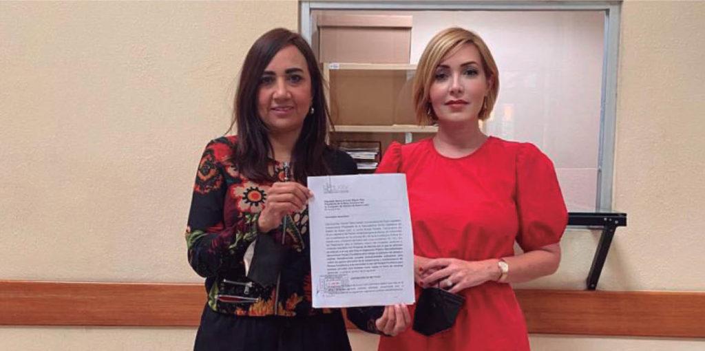 Claudia Tapia Castelo insiste en evitar que se realicen eventos masivos en Parque Fundidora.