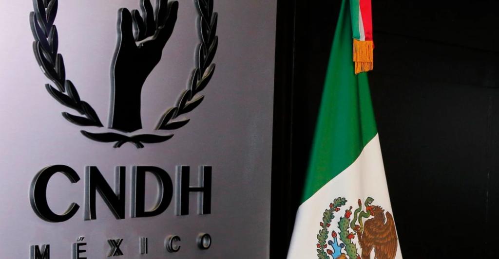 CNDH presenta acción de inconstitucionalidad contra Ley de la FGR ante SCJN