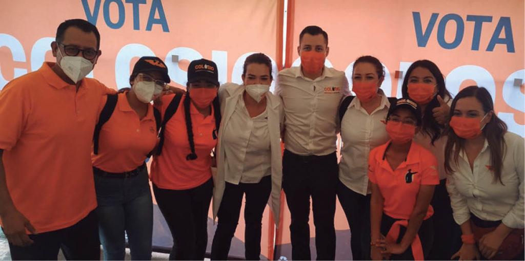 Luis Donaldo Colosio Riojas canceló su cierre de campaña.