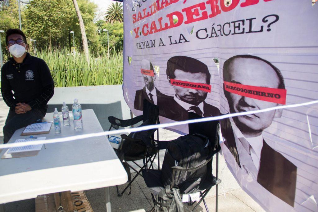 SCJN batea impugnación del INE a consulta contra expresidentes por falta de presupuesto