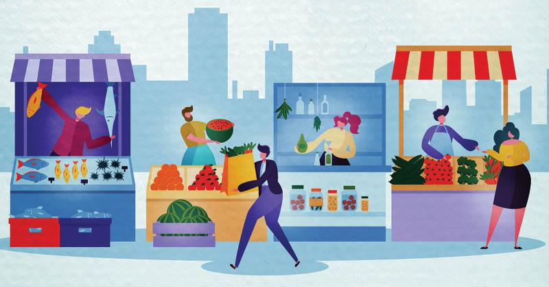 Los negocios de barrio tienen cada vez más fuerza entre los consumidores latinoamericanos