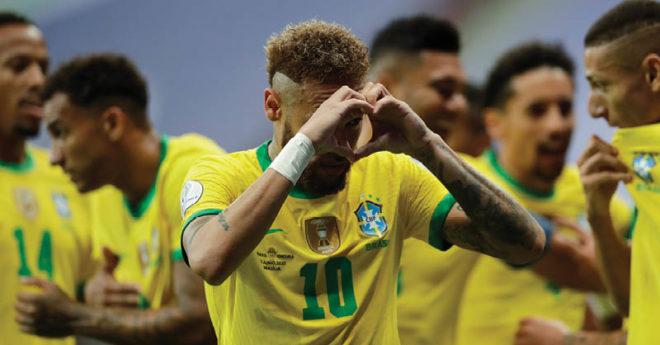 'Golean' contagios a Copa América en su inicio