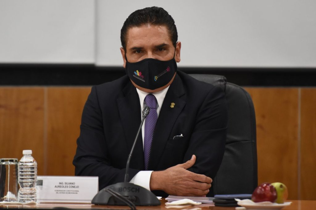 Silvano Aureoles: Morena es un narcopartido, la elección en Michoacán debe anularse