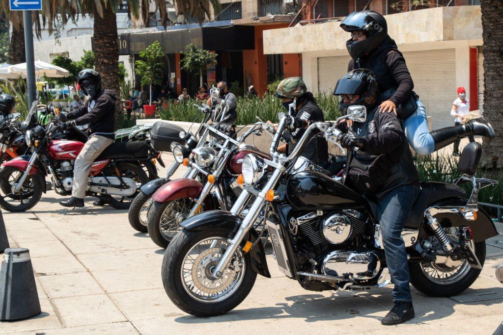 ¡Atención, motociclistas! desde el 31 de julio deberán tener una licencia especial para circular en CDMX