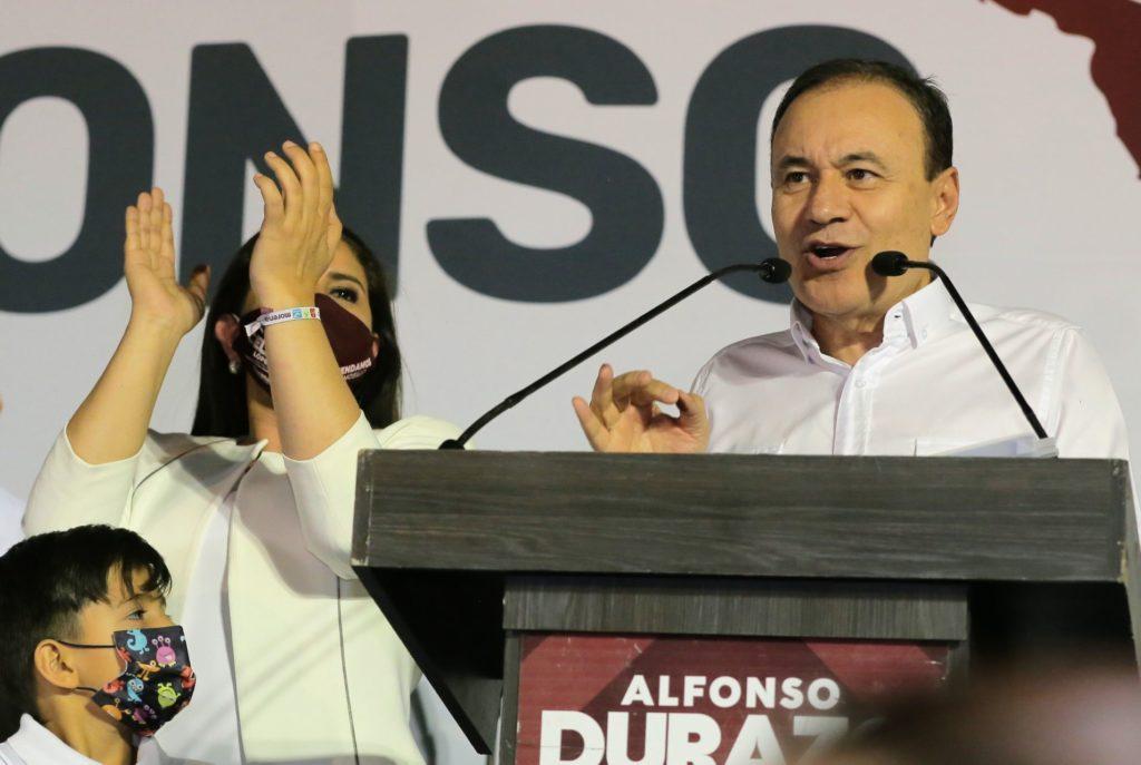 Delinea Durazo plan de gobierno para los próximos 6 años en Sonora