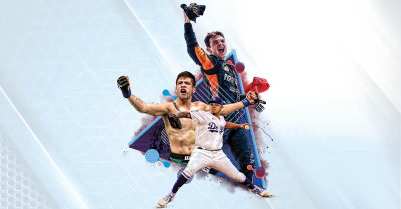 México tiene en Julio Urías, Brandon Moreno y Patricio O'Ward a sus noveles figuras del deporte profesional