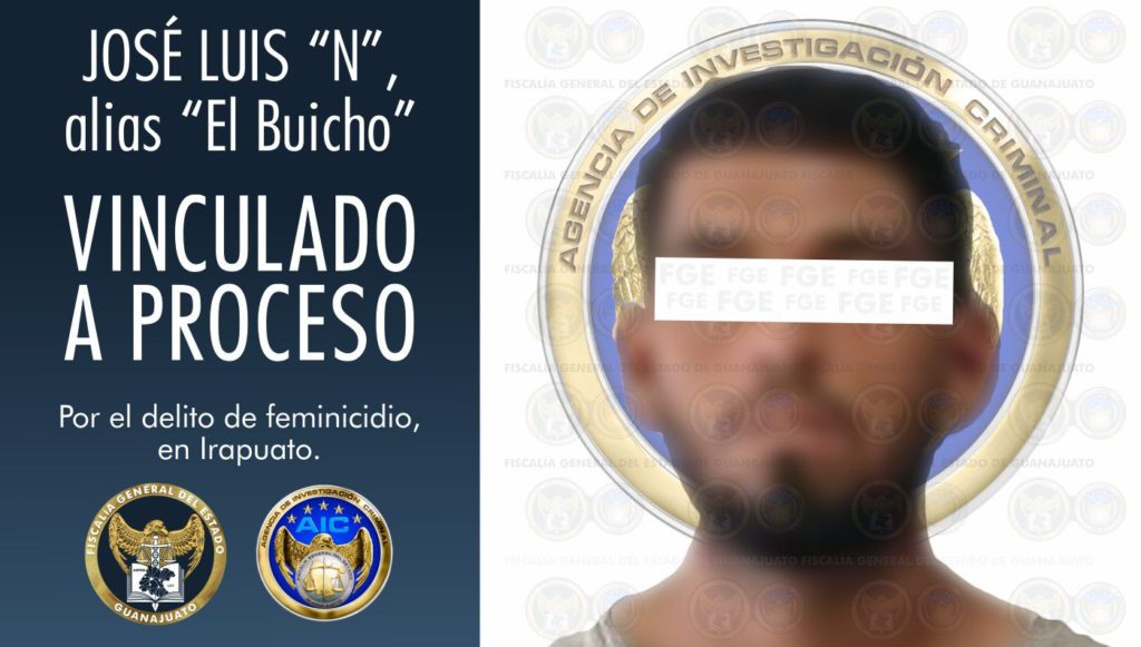 """Encarcelan a """"El Buicho"""", acusado de degollar a mujer que se negó a tener relaciones con él"""