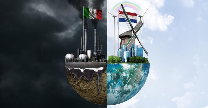 Pasaron más de nueve años para que la lucha contra las emisiones de carbono en el mundo diera una vuelta de tuerca como en Holanda