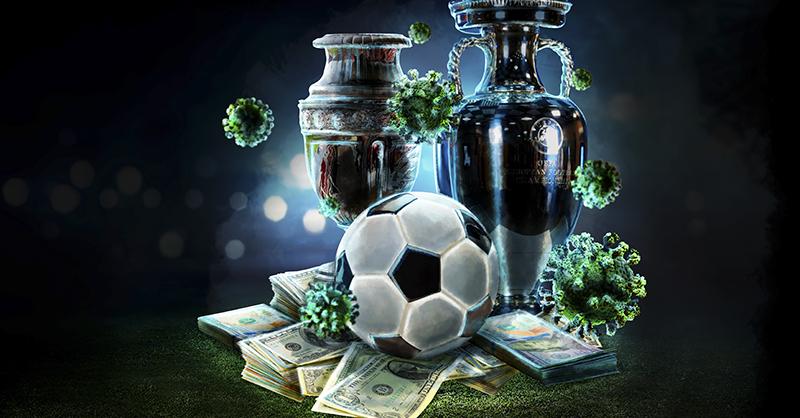 La Euro 2020 y la Copa América se celebrarán pese a los riesgos sanitarios
