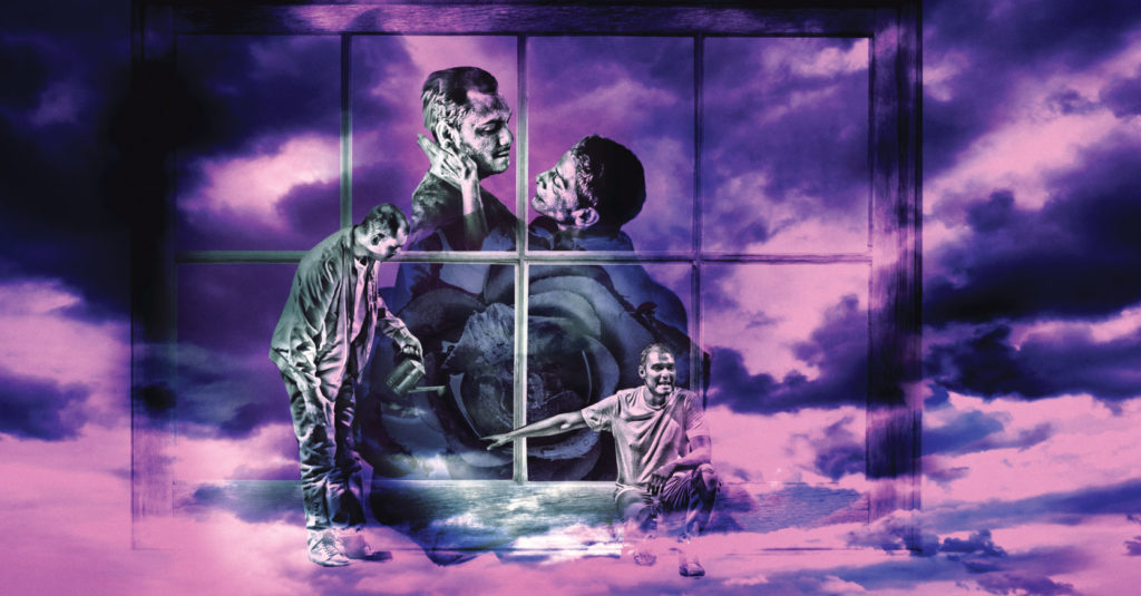 La obra de teatro Flores negras del destino nos apartan es una carta abierta y sin pudor al dolor