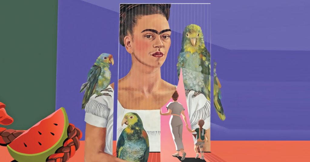 La Ciudad de México será el escenario que permitirá conocer a Frida Kahlo como nunca se le ha visto a través de una nueva exposición