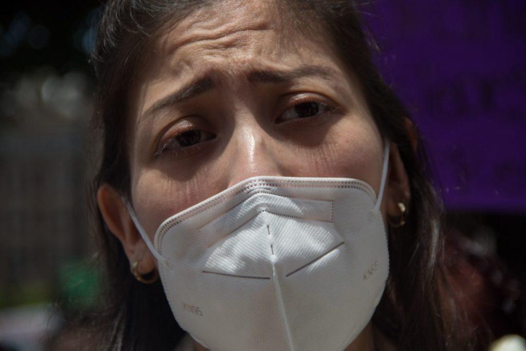 """""""No quiero que mi familia quede incompleta"""", hermana pide ayuda para salvar vida de Polly (VIDEO)"""