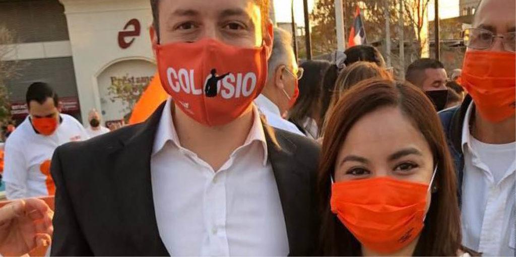 La candidata de MC, Irais Reyes, perdió el distrito que había ganado Colosio en 2018.